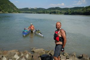 Nea Dan si Razvan in Germania