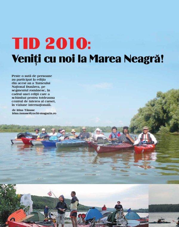 Yacht Magazin - TID 2010: Veniti cu noi la Marea Neagra! pagina 1