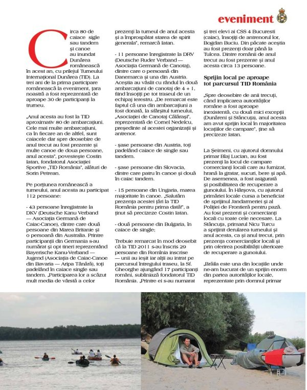 Yacht Magazin – TID 2010: Veniti cu noi la Marea Neagra! pagina 2