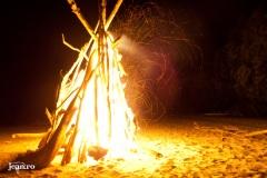 Foc de tabara - sursa foto Jean.ro