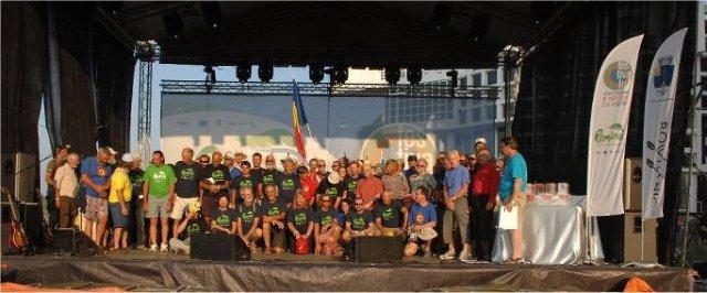 Participantii TID premiati la Festivalul Barcilor cu Vasle