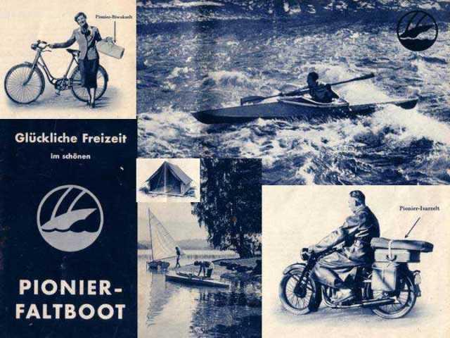 Brosura publicitara din anii '50