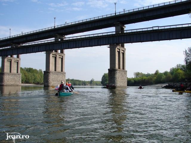 Podul Prieteniei de la Giurgiu - copyright jean.ro