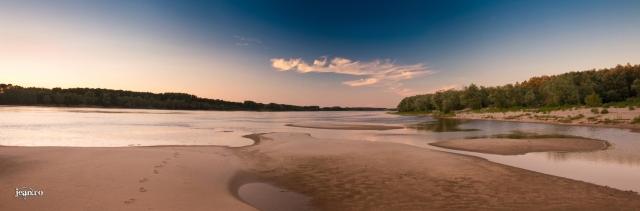 Insulă pe Dunăre