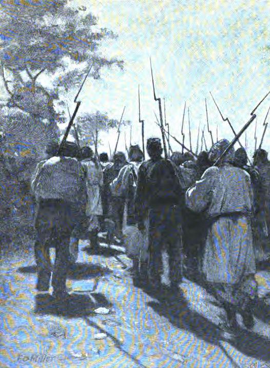 Comasarea trupelor sârbeşti la frontiera bulgară