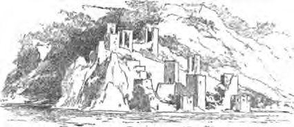 Castelul de la Golubáç